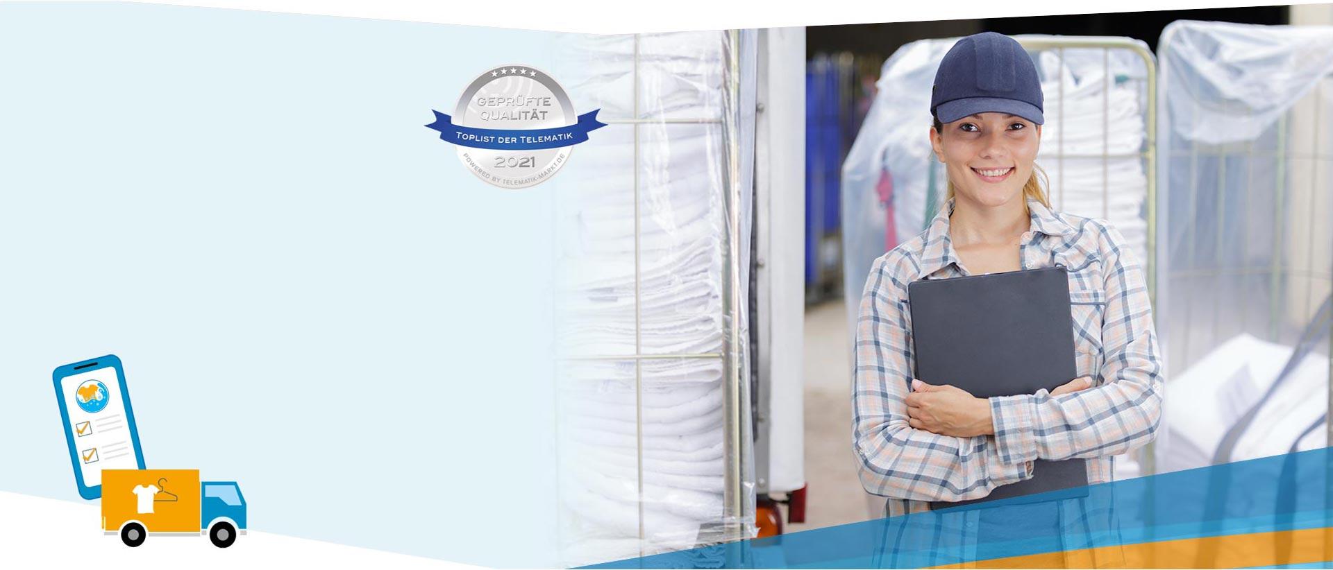 DeDeNet Textilservice 4.0